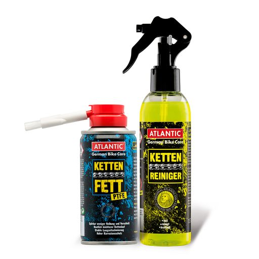 chain maintenance and cleaning set
