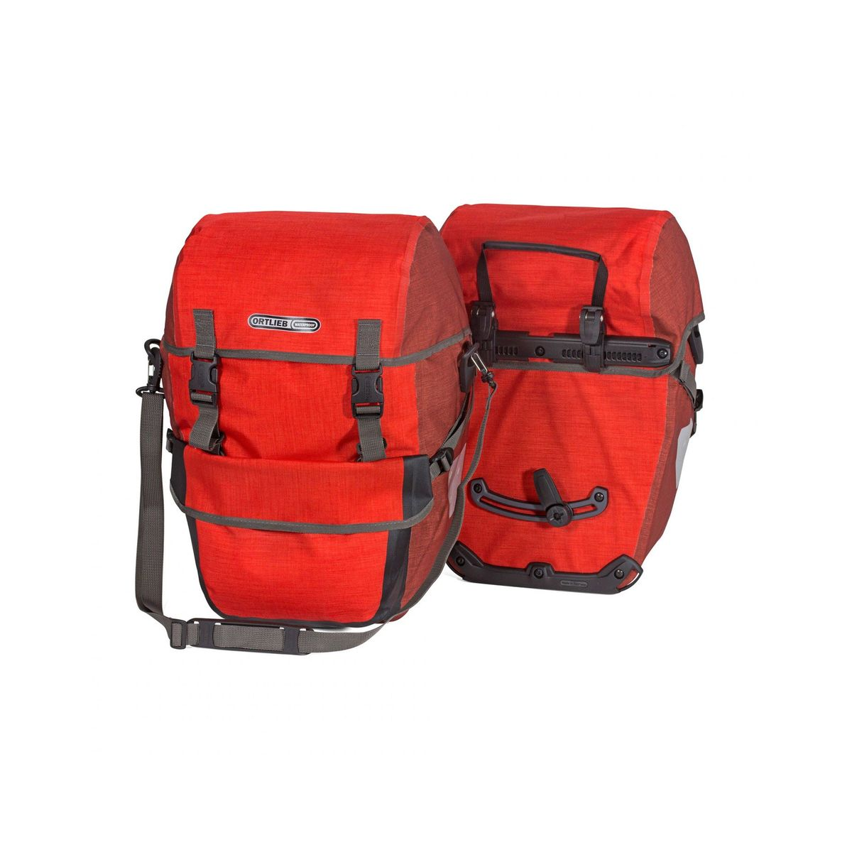 Bike-Packer Plus Set of Two Pannier Bags