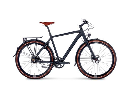 BLACK LAVA Rohloff Men Ex Demo Bike, Size: 17