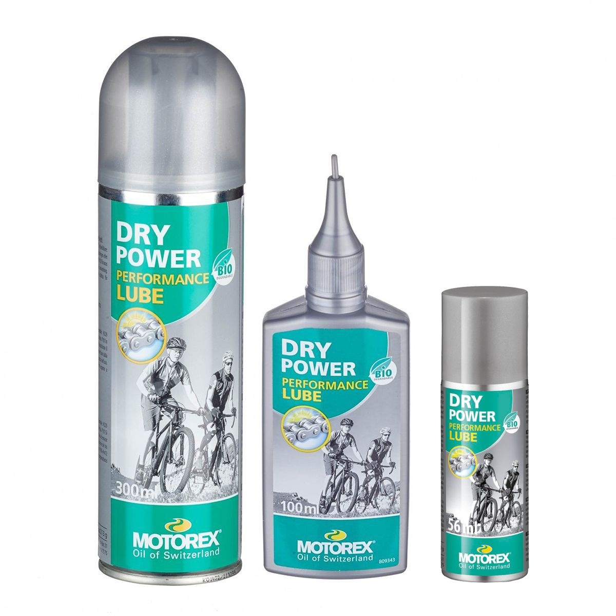 Dry Power Lube chain lubricant