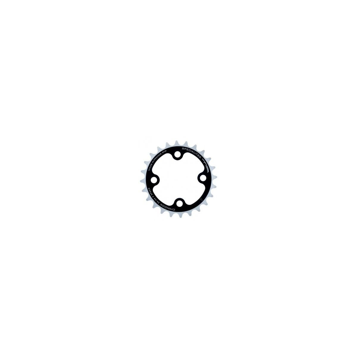 Chinook 9-speed 24-tooth chainring