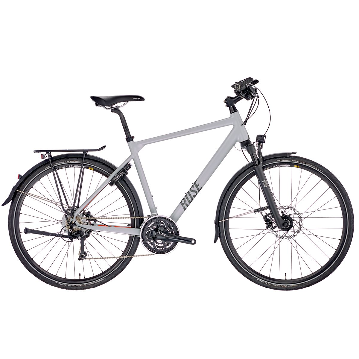 ROSE MULTISPORT LX MEN showroom bike | City