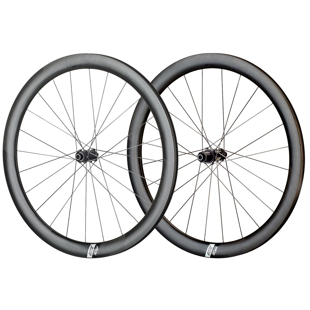ROSE RC-Fifty Disc Carbon Road Bike wheel set | Hjulsæt