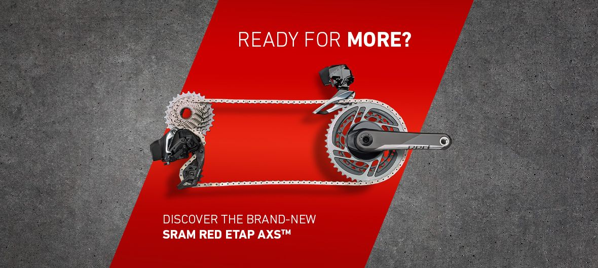 Sram Red eTap AXS | the Completely Satisfied Service by ROSE