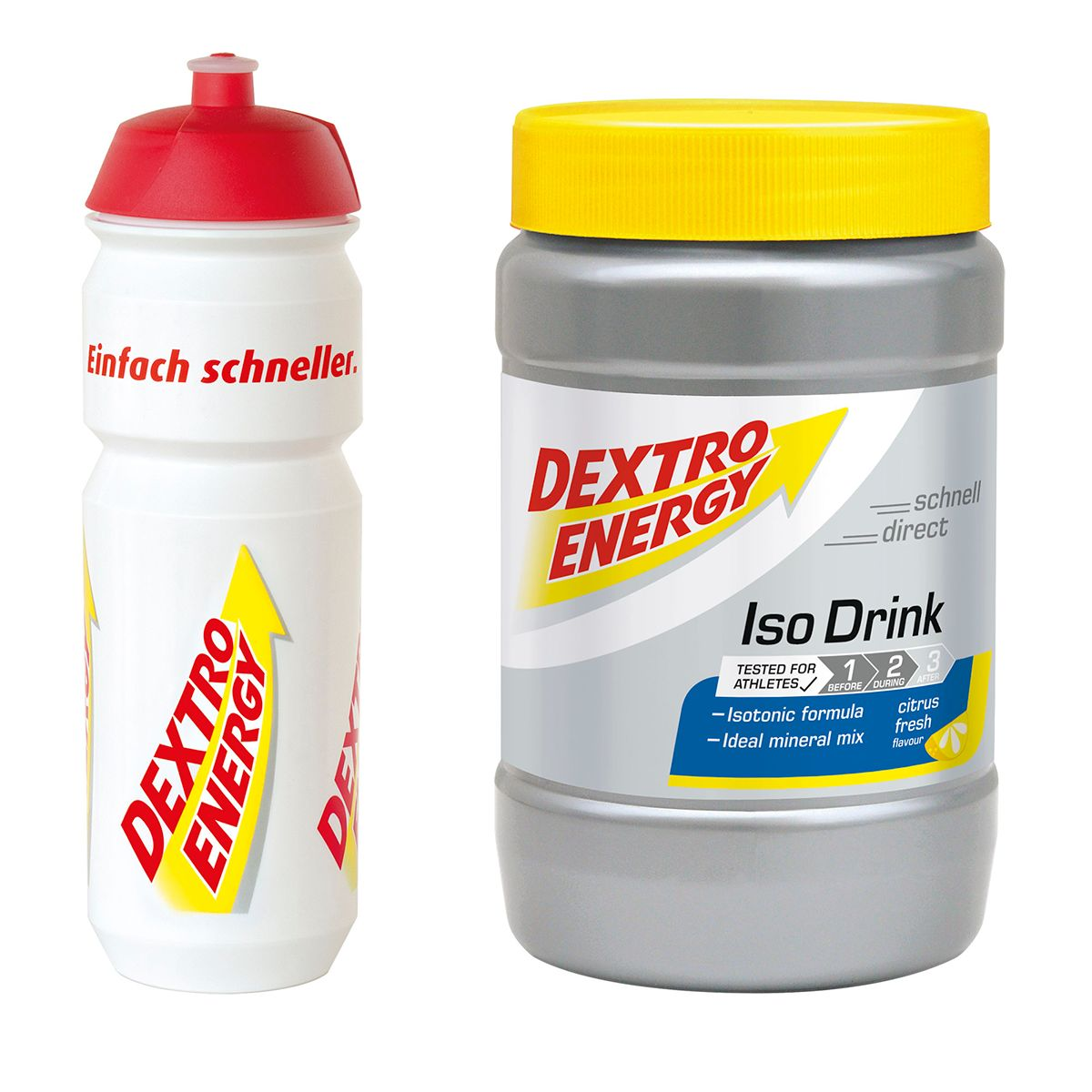 Iso Drink set offer incl. drinks bottle
