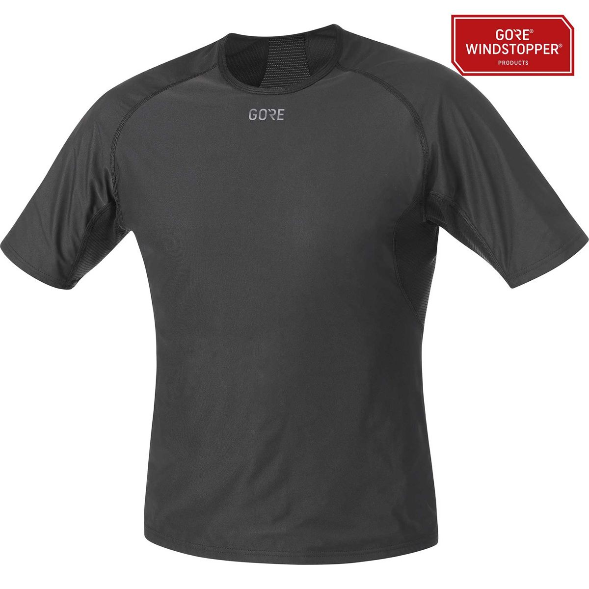 M GORE WINDSTOPPER BASE LAYER SHIRT
