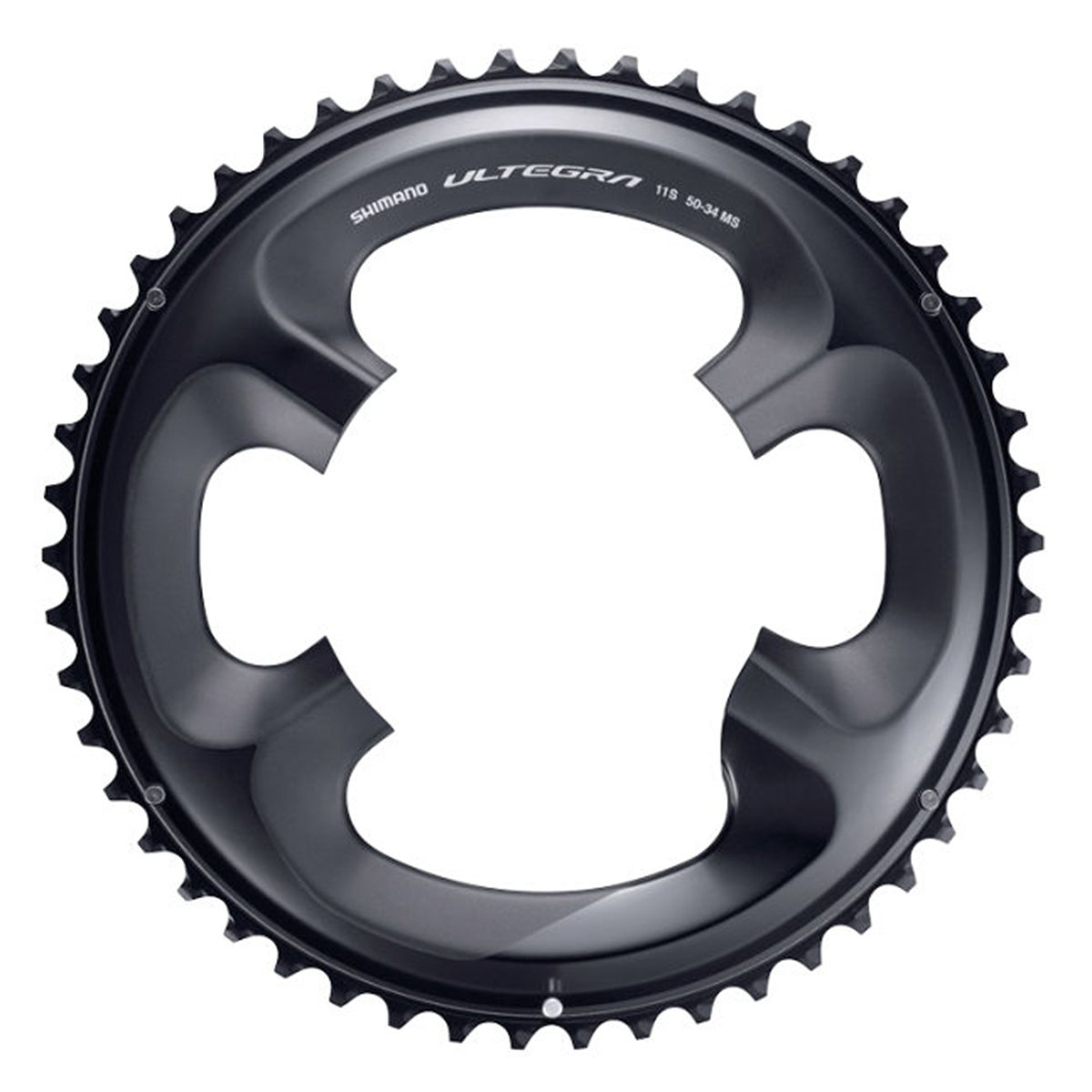 Shimano Ultegra R8000 46t 110mm 11-Speed Chainring for 36//52t or 36//46t