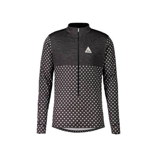 MuralgM. Long Sleeve Cycling Jersey