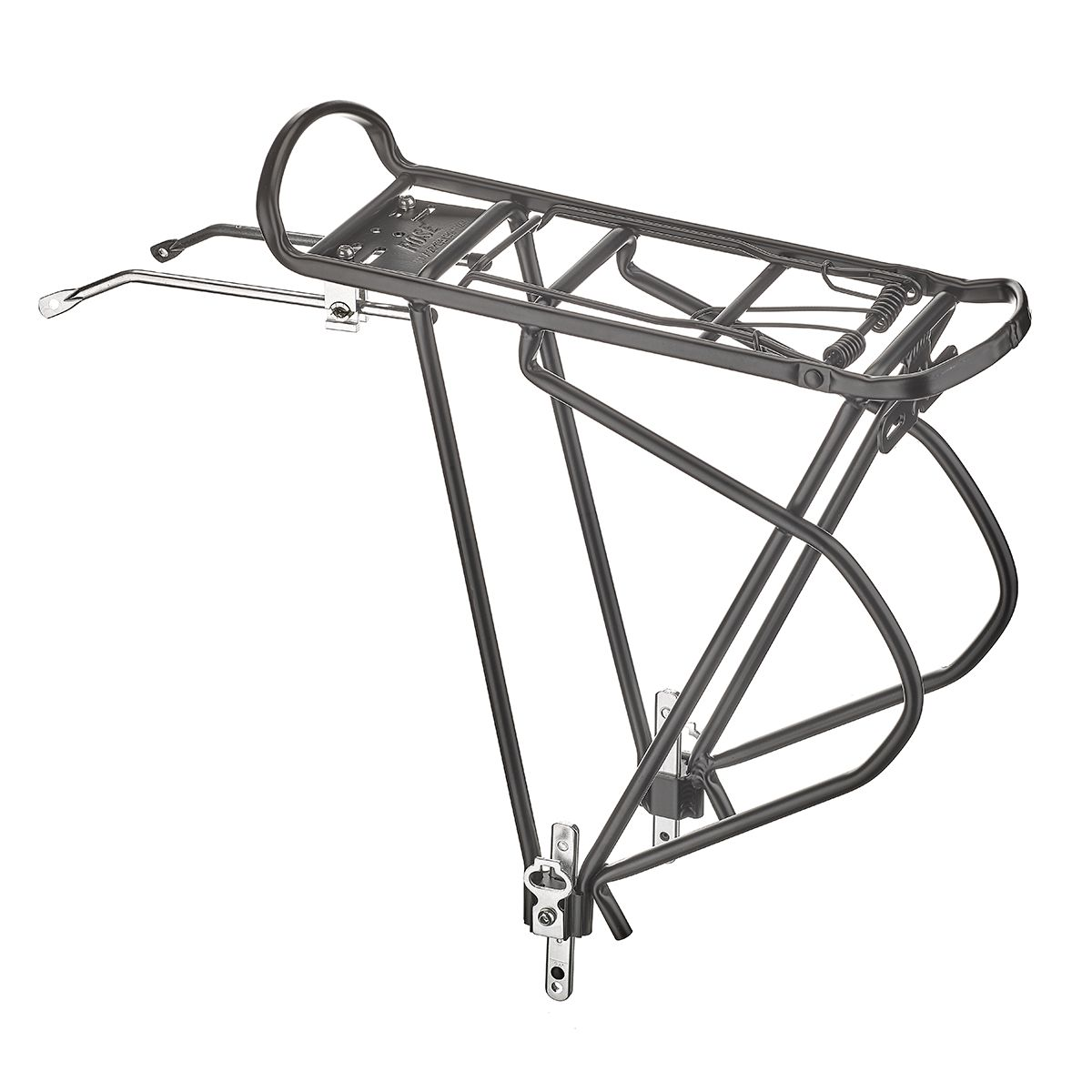 Squaretube Alloy Rear Rack