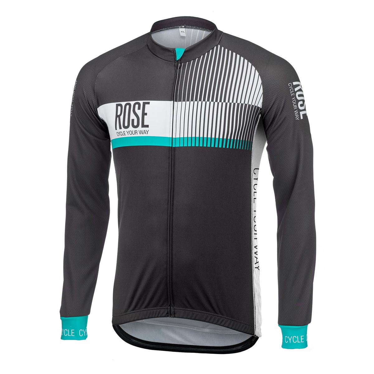 TOP CYW thermal long-sleeved jersey