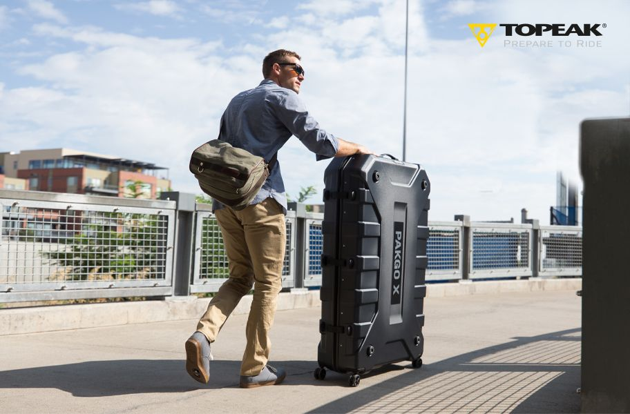 TOPEAK TRAVEL CASE