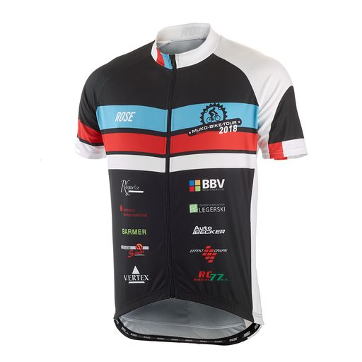 MUKO BIKE TOUR 2018 jersey