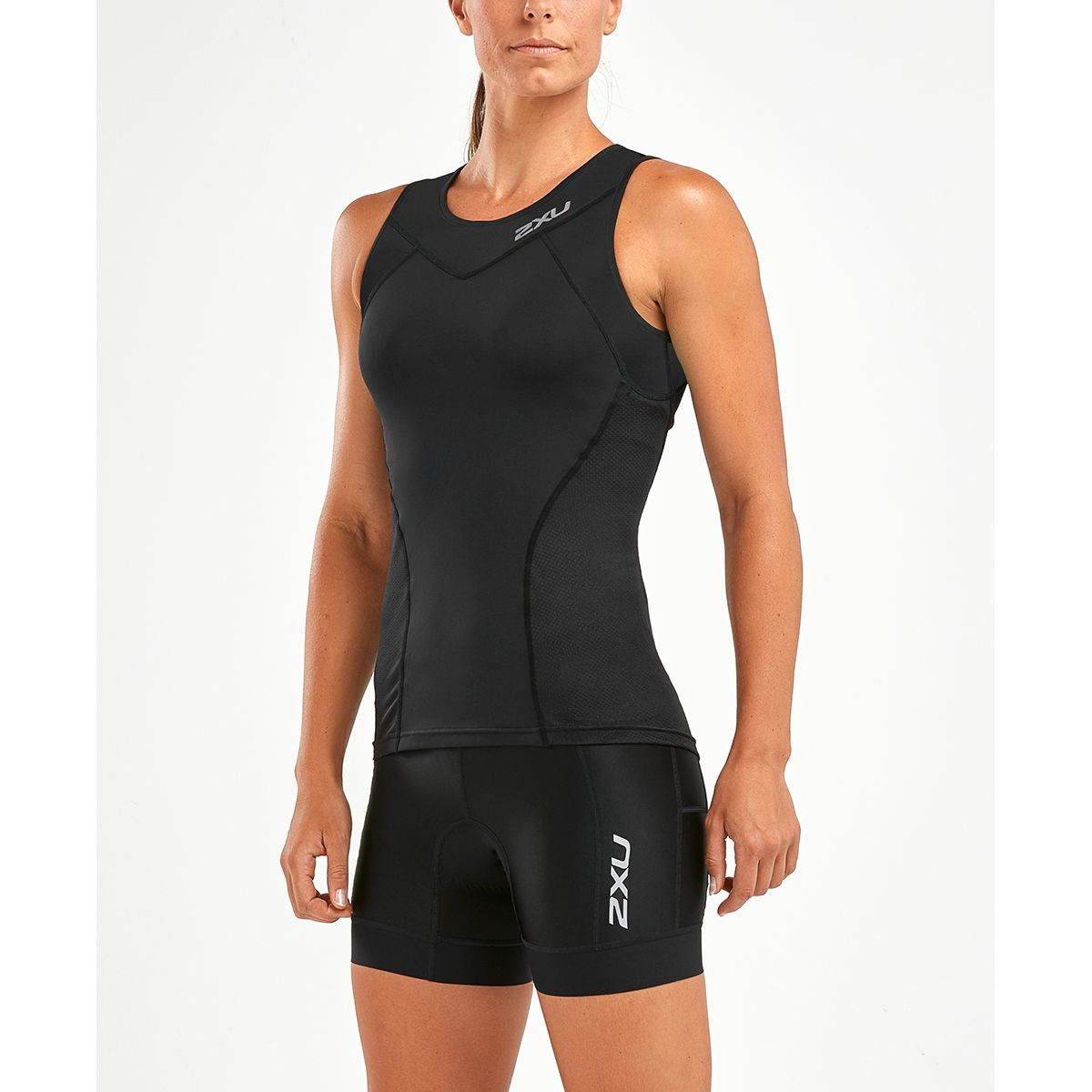 2XU ACTIVE TRI SINGLET for women | Tri-beklædning