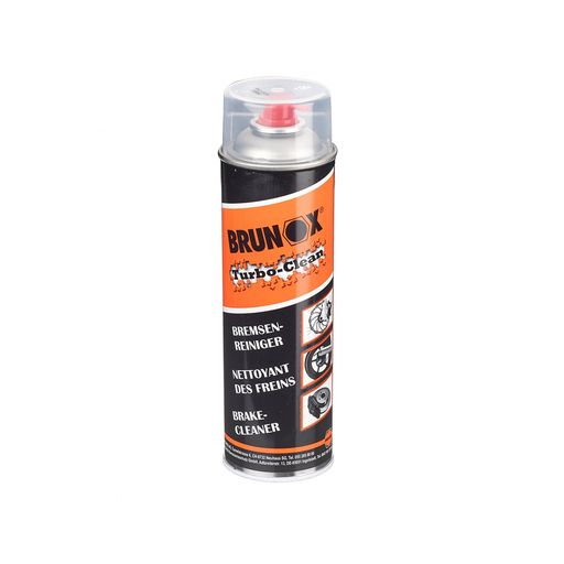 Turbo-Clean brake cleaner