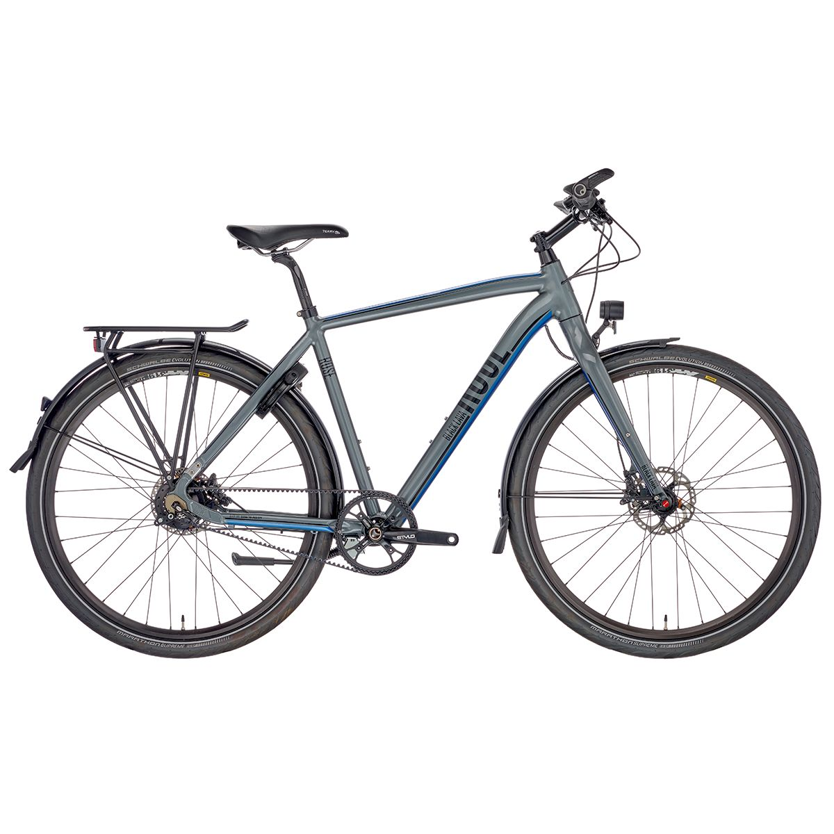 ROSE BLACK LAVA 5 CARBON DRIVE MEN SHOWROOM BIKE | City