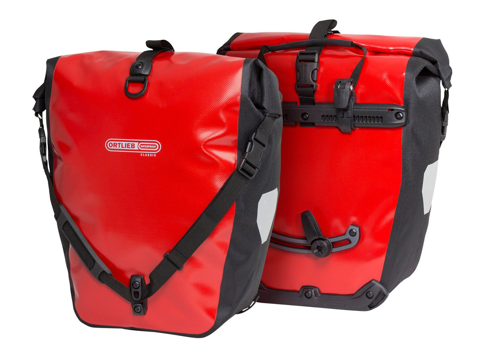 Back Roller Classic set of two pannier bags