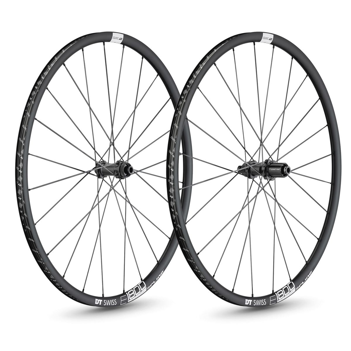 E 1800 Spline 23 db road wheels 28