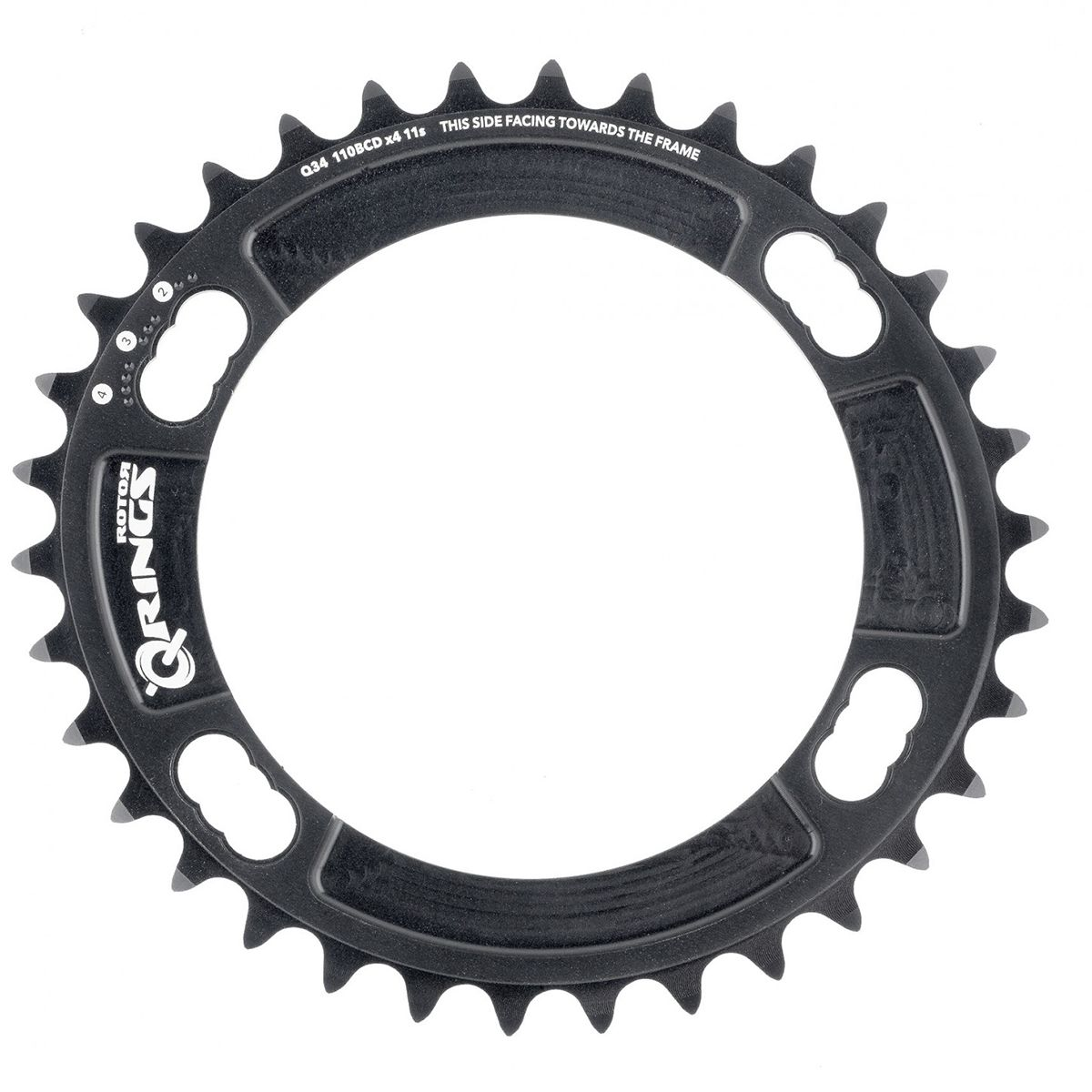 Q-Rings Shimano 4-arm Road chainring