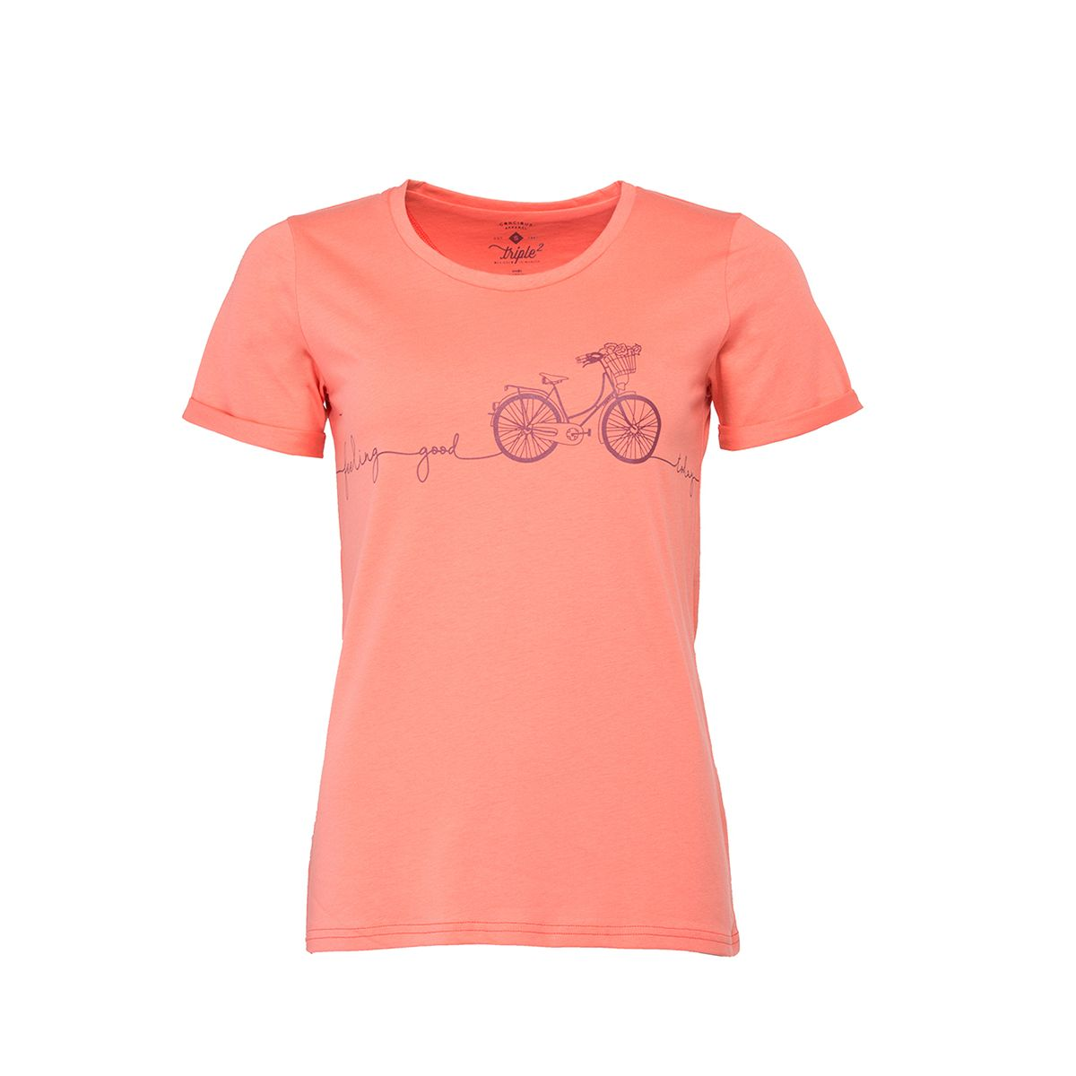 LAAG ORGANIC COTTON SHIRT BIKE WOMEN