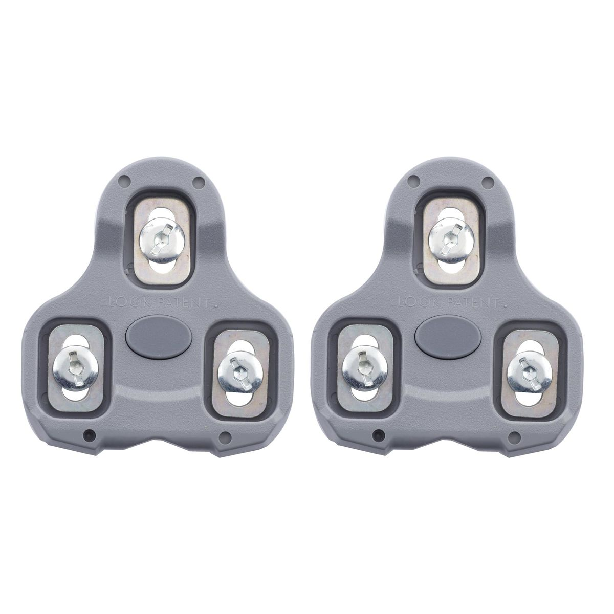 Look KéO cleats ± 2,25° angular float | Pedal cleats
