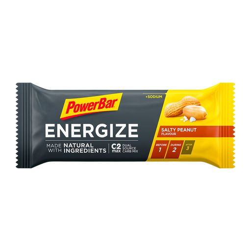 New Energize bar