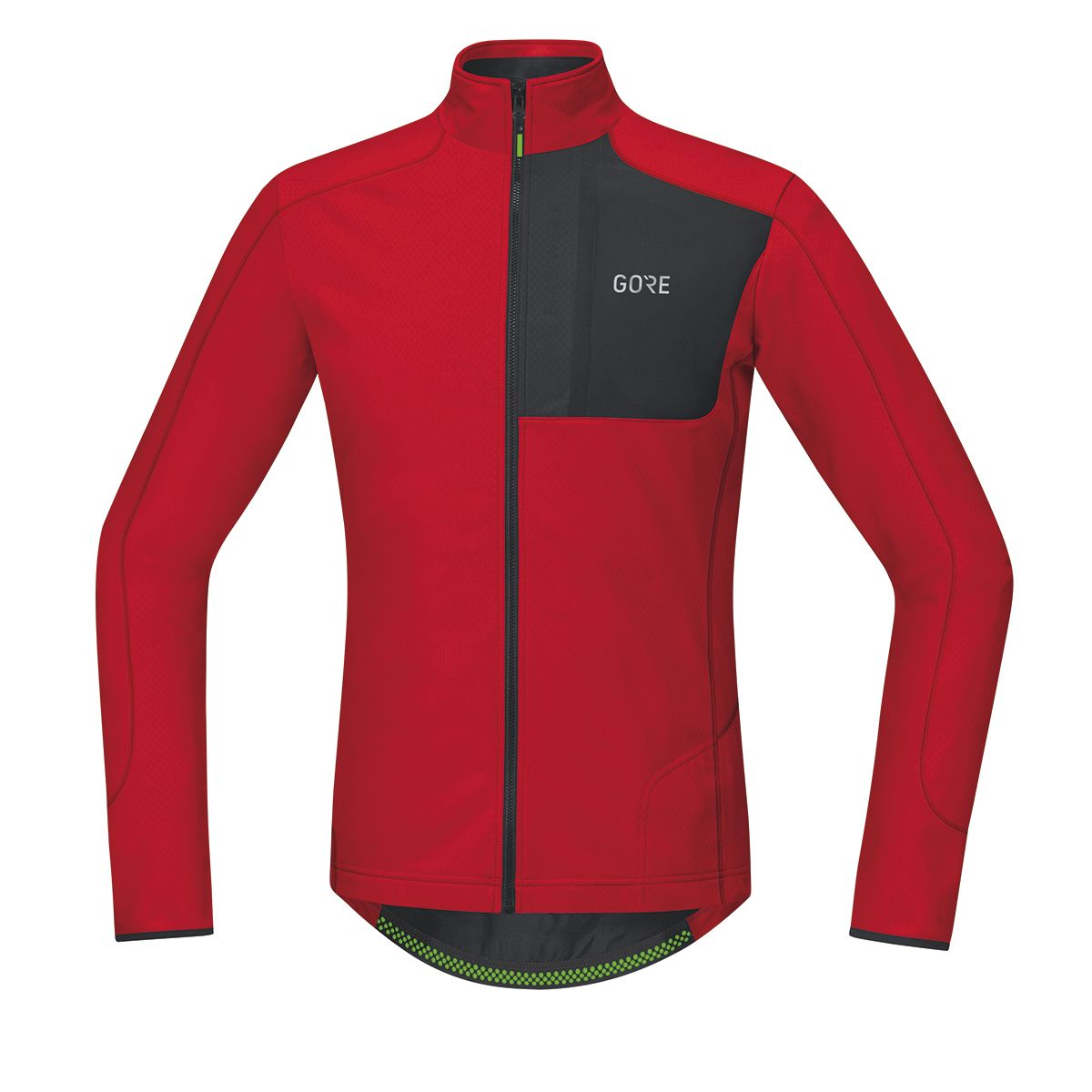 C5 THERMO TRAIL JERSEY long sleeve jersey for men