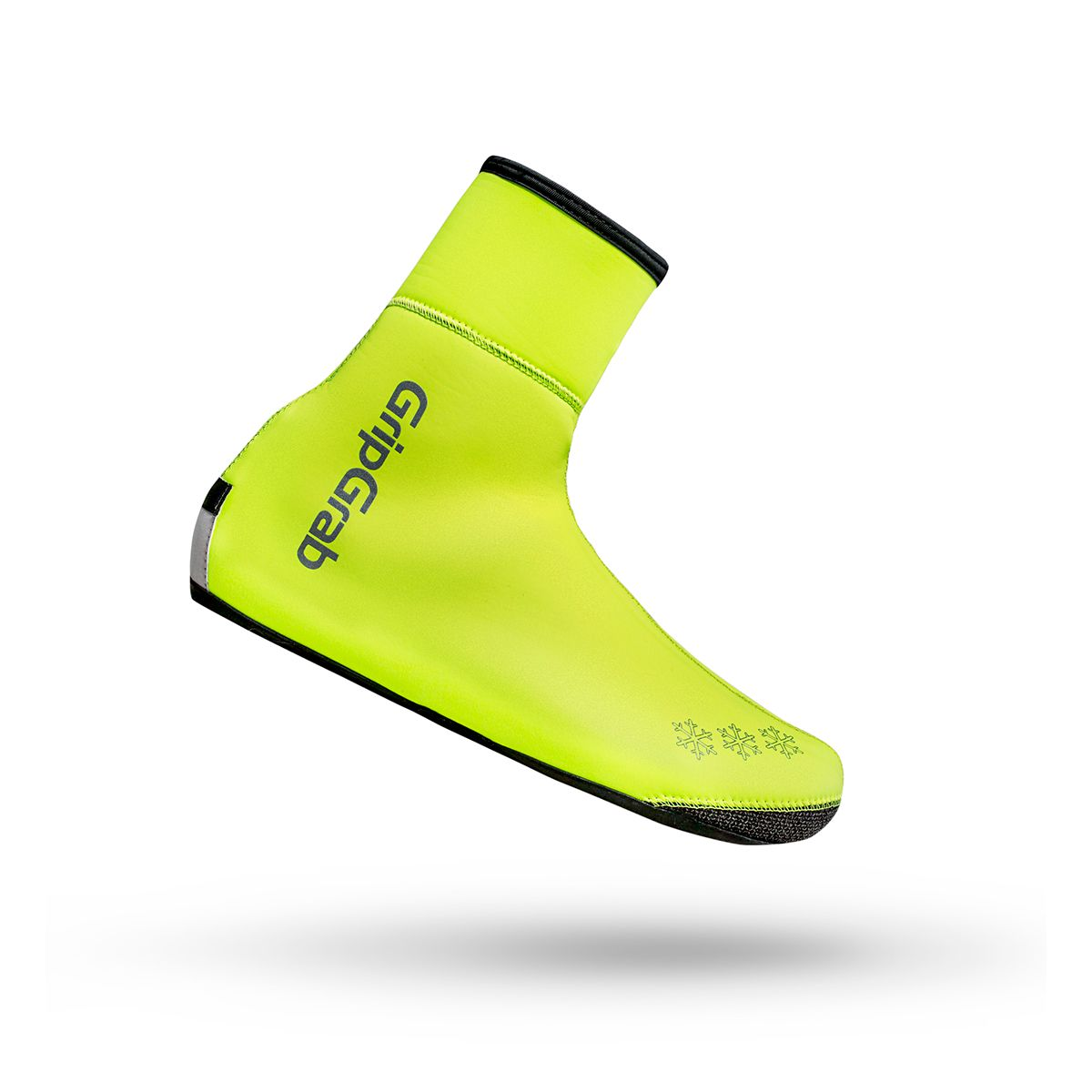 GripGrab ARCTIC WATERPROOF HI-VIS WINTER SHOE COVER 01 | shoecovers_clothes