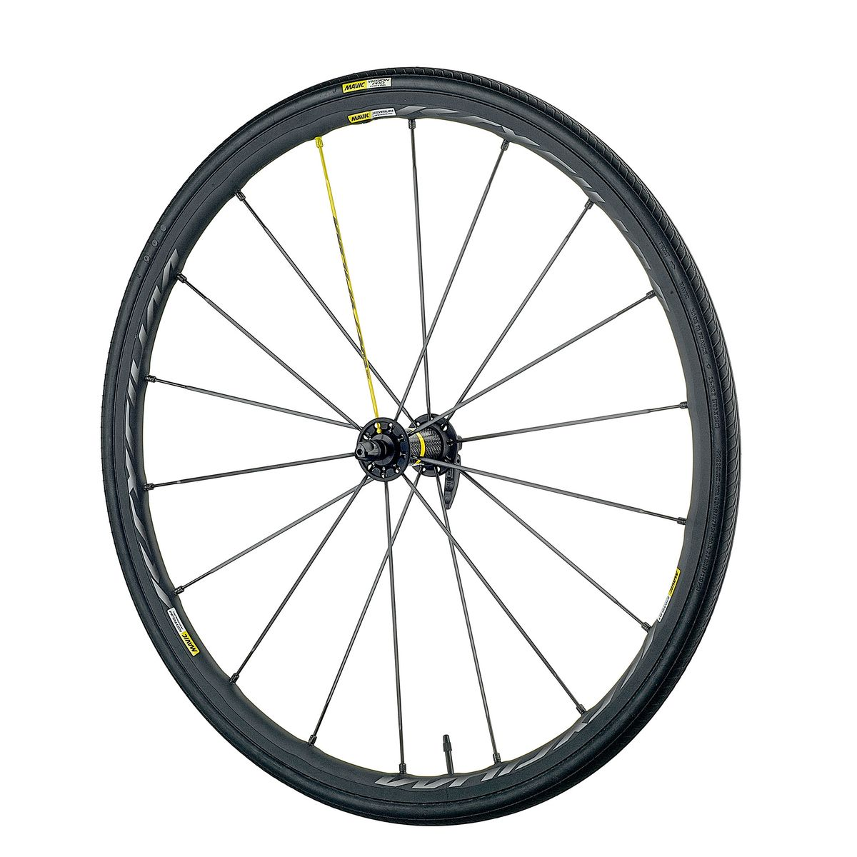 "Ksyrium Pro Exalith WTS 28""/700 C road front wheel"