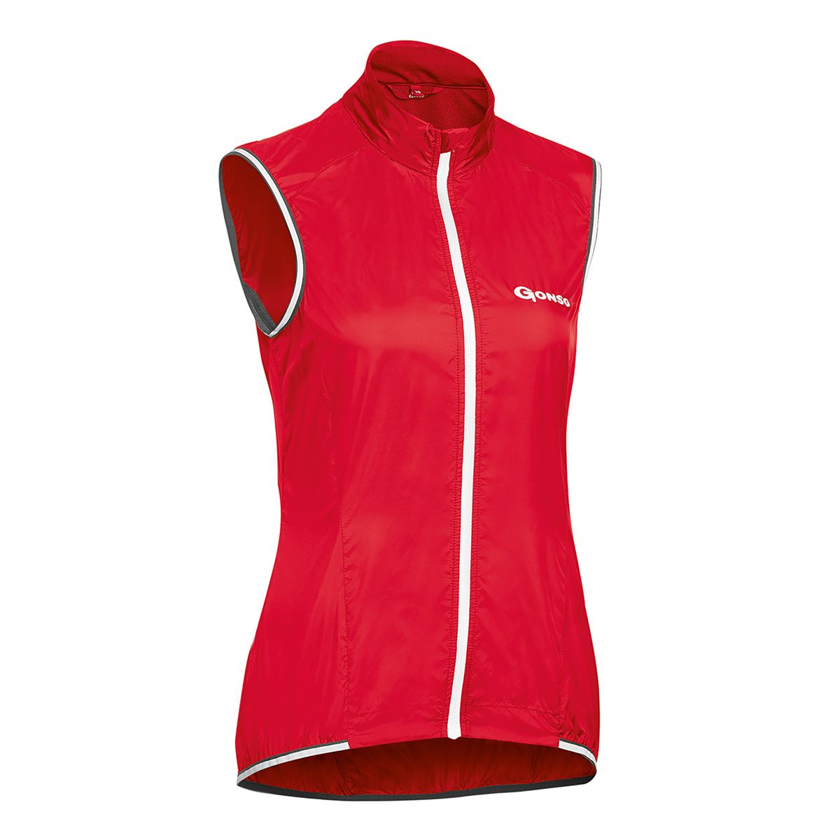 GONSO FURKA windproof gilet for women | Vests