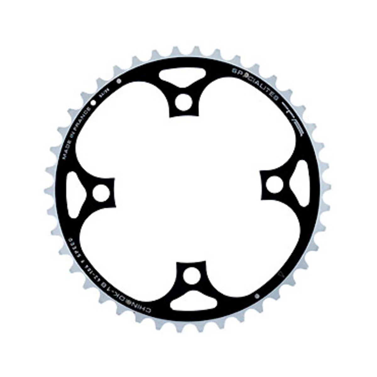 Chinook 9-speed 42-tooth chainring