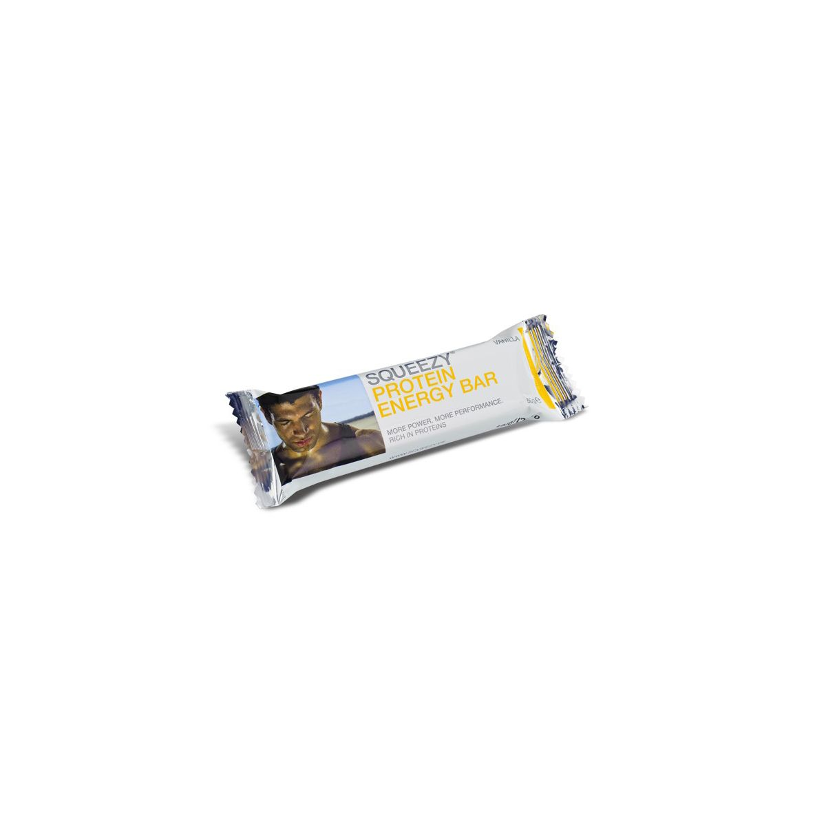 Squeezy Protein Energy Bar protein-carbohydrate bar | Proteinbar og -pulver