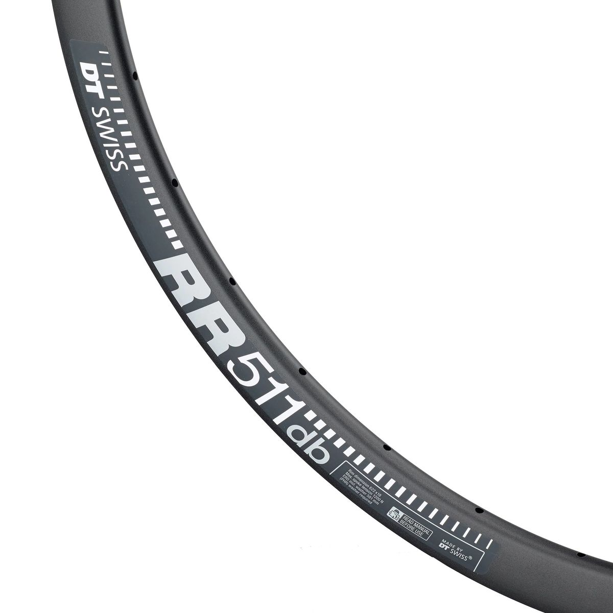 RR-511 db DISC road bike rim