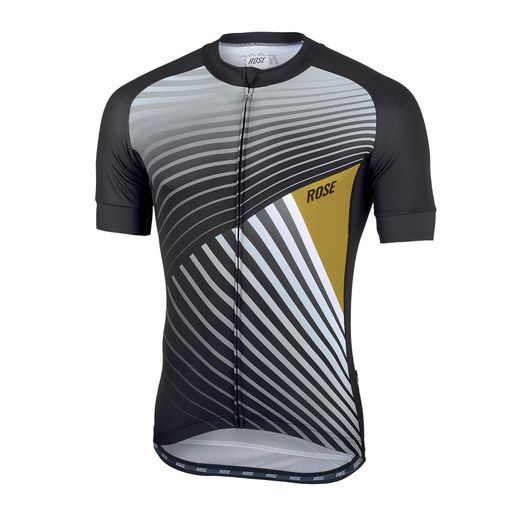 TOP BLACK COLOR short sleeve jersey