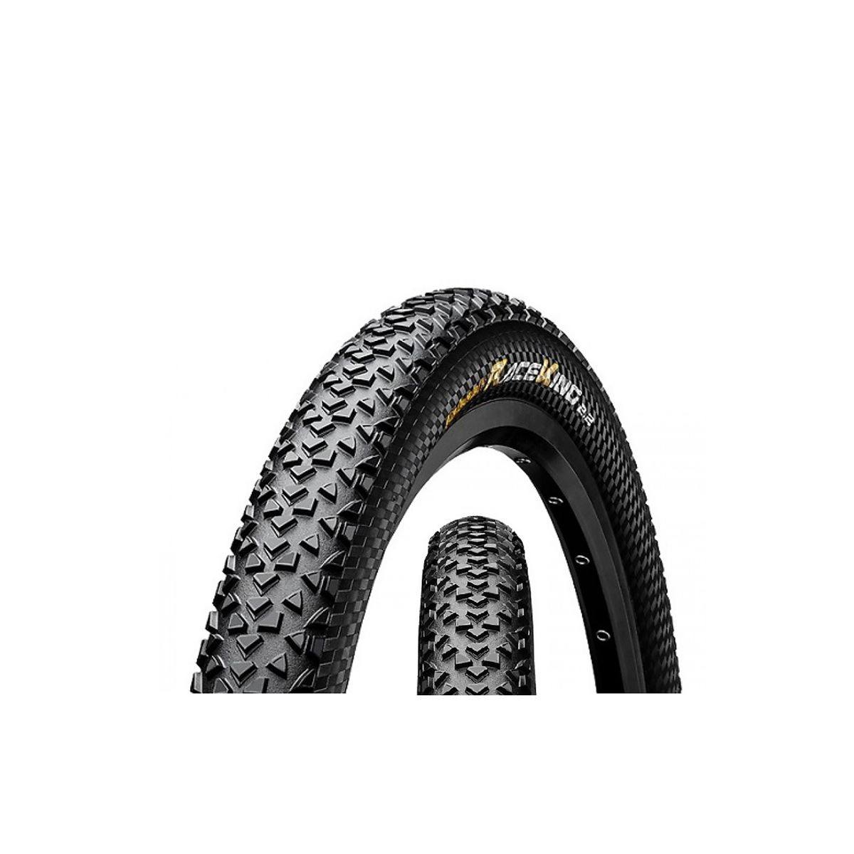 Race King ProTection Folding MTB Tyre
