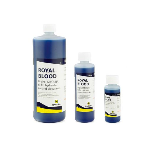 Royal Blood mineral oil