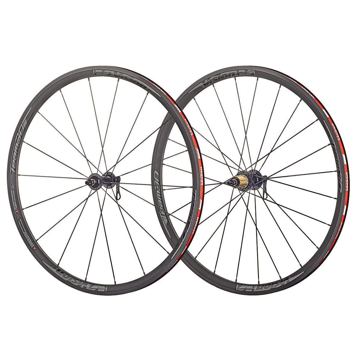 "Team 30 Wheels Road 28"" Shimano"