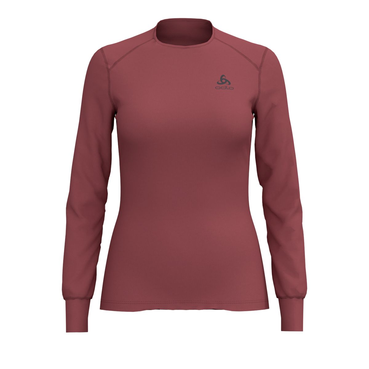 WARM Shirt L/S Crew Neck Women