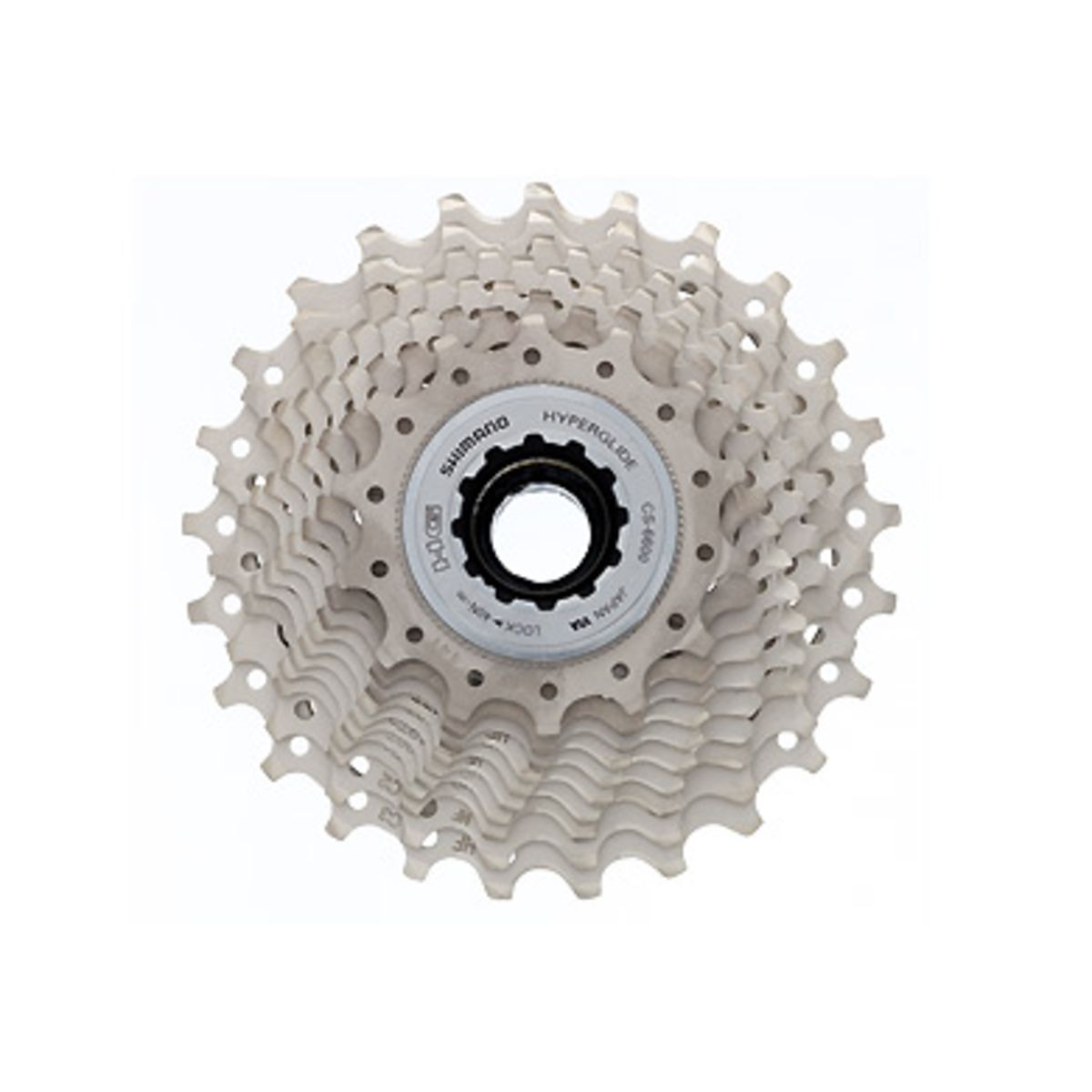 Ultegra CS-6600 10-speed cassette 14-25 ratio