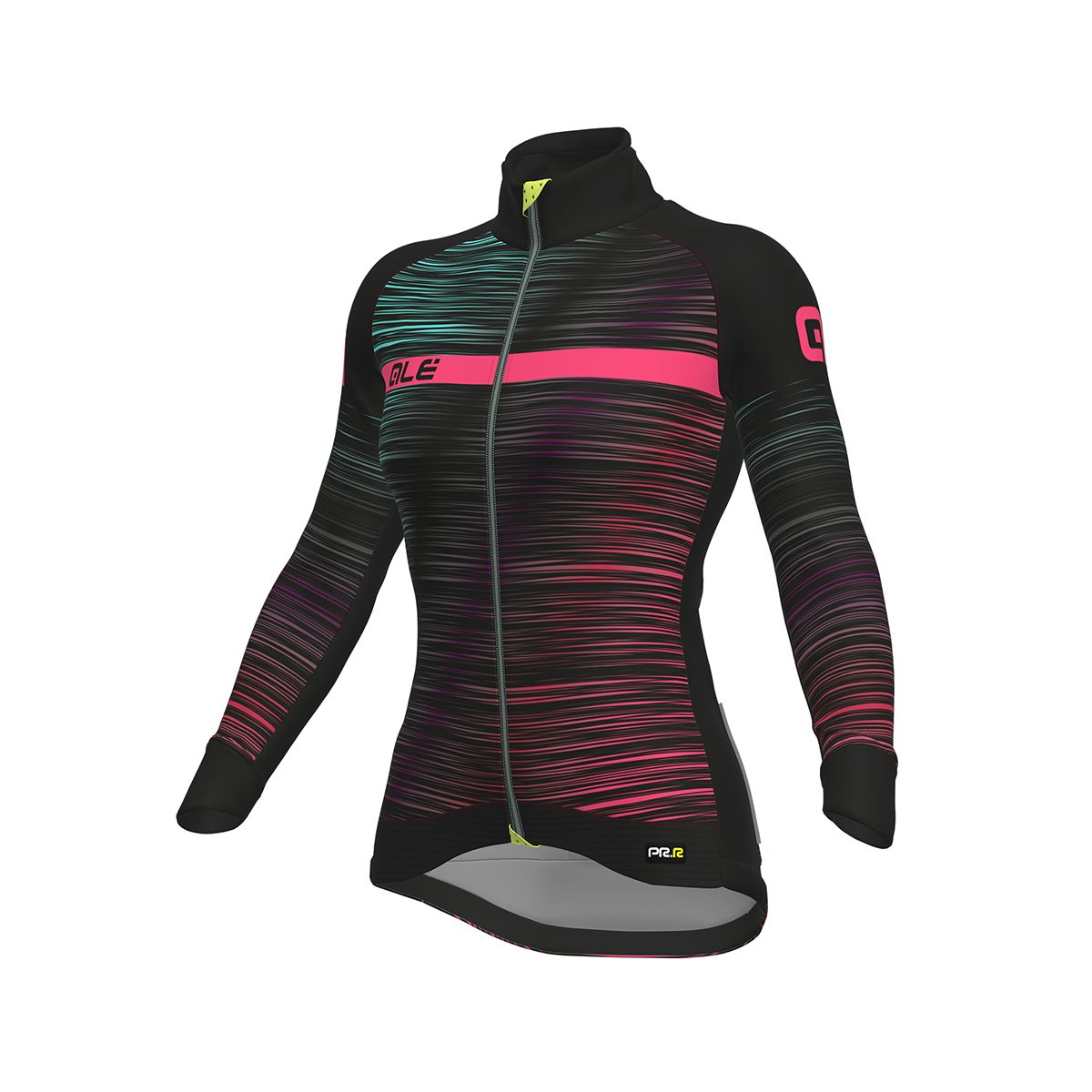 GRAPHICS PRR The End DWR Jkt women's cycling jacket
