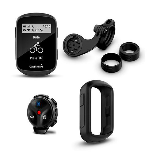Edge 130 GPS bike computer MTB bundle