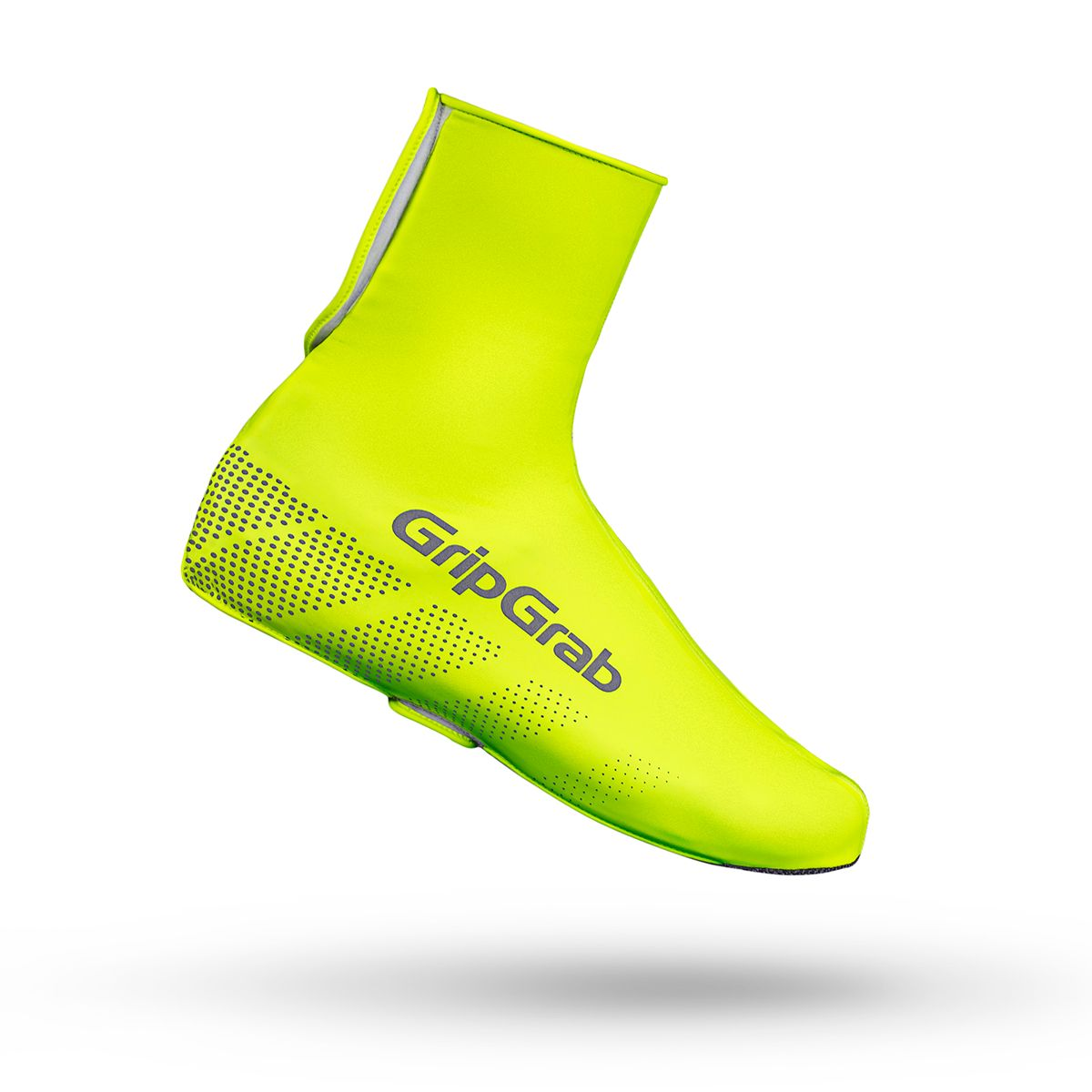RIDE WATERPROOF HI-VIS SHOE COVER 01