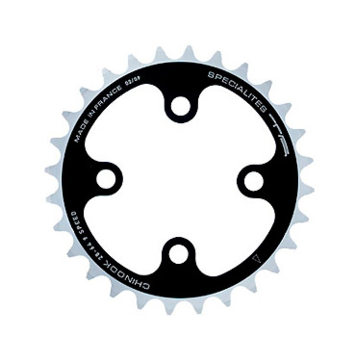 Chinook 9-speed 28-tooth chainring
