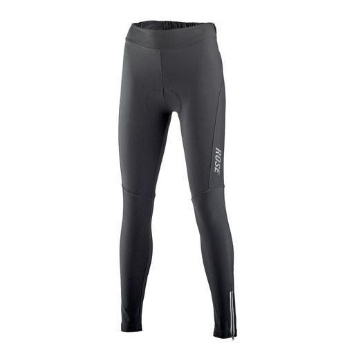 Long cycling tights for women