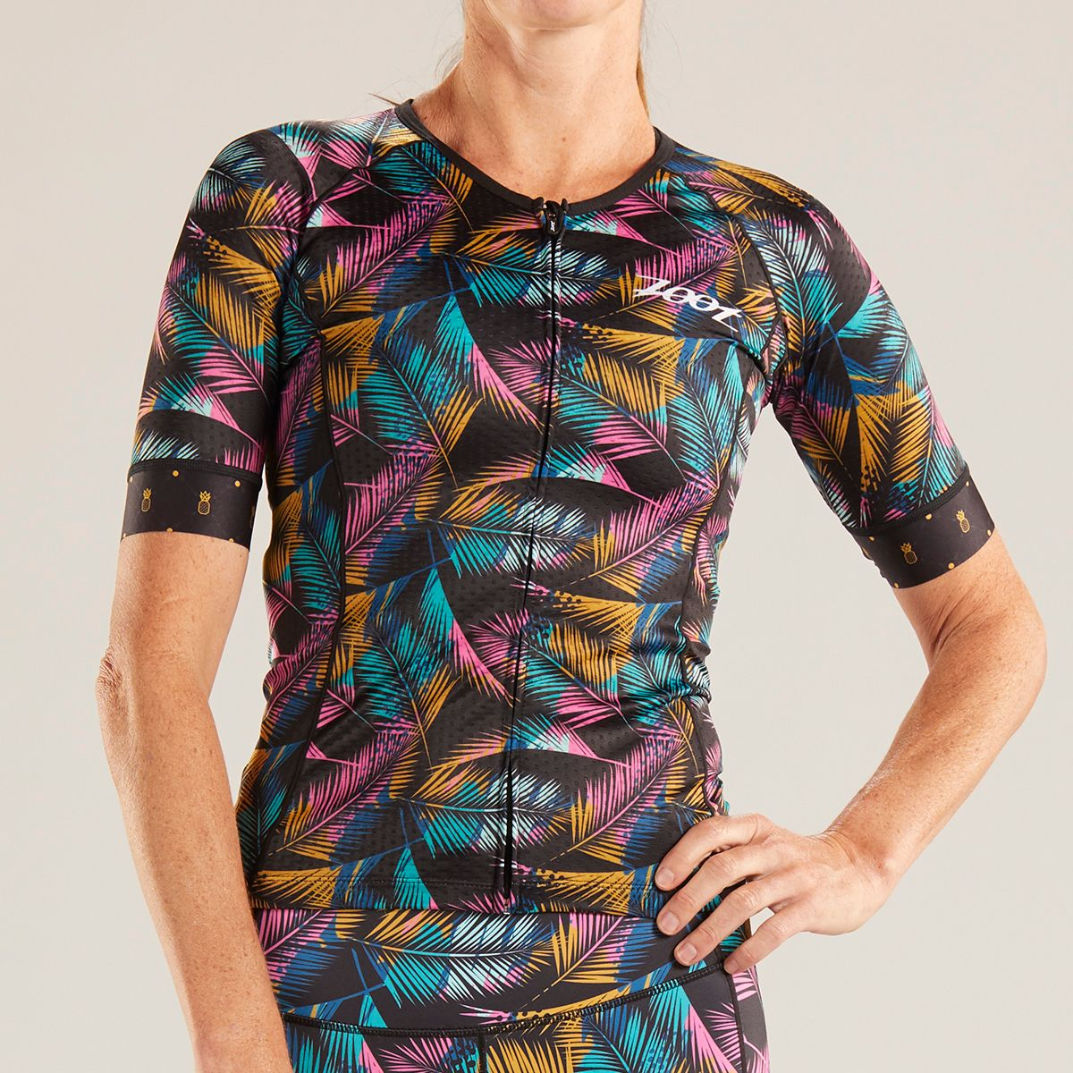 LTD TRI SS AERO JERSEY for Women