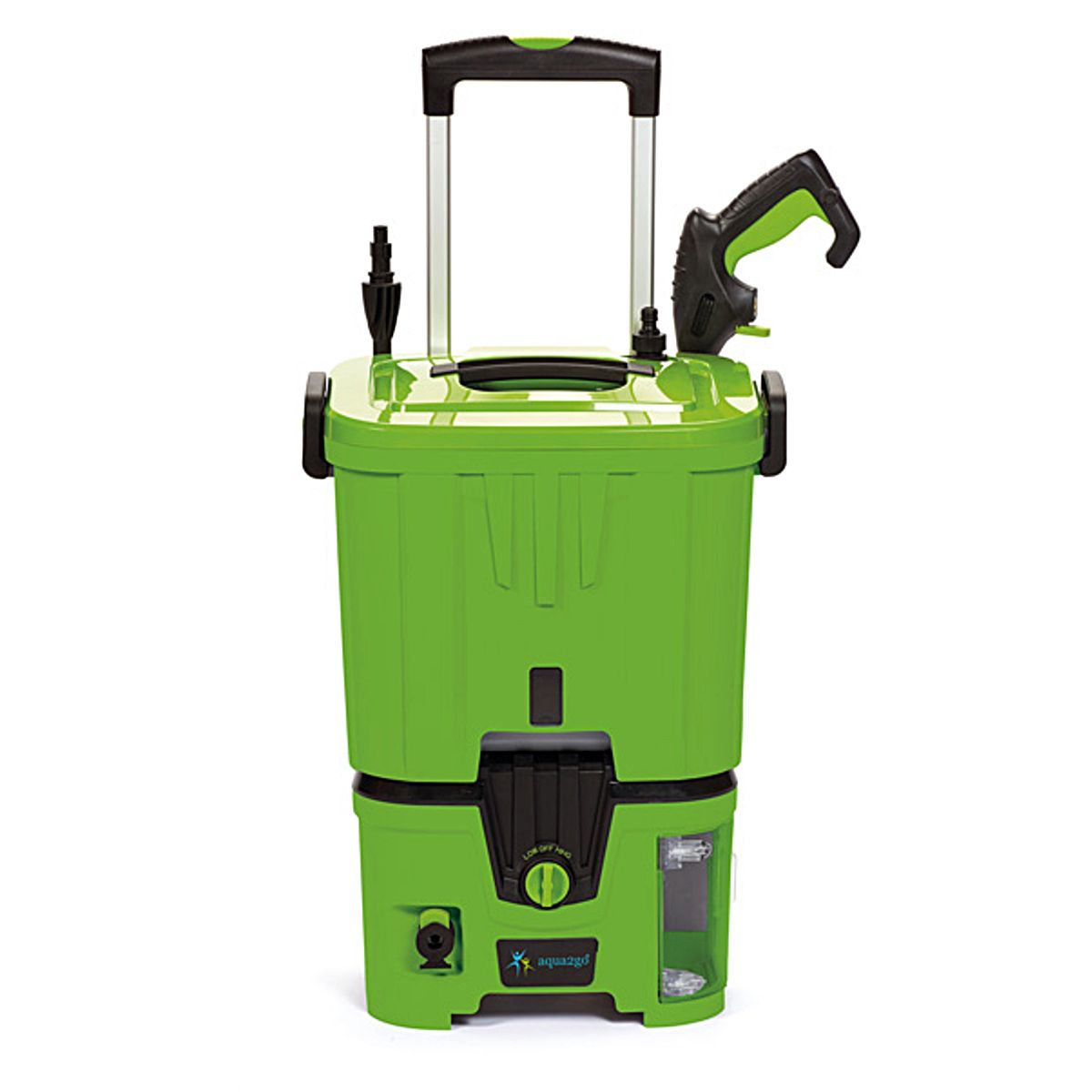 aqua2go Kross Battery High Pressure Cleaner | Computer Battery and Charger