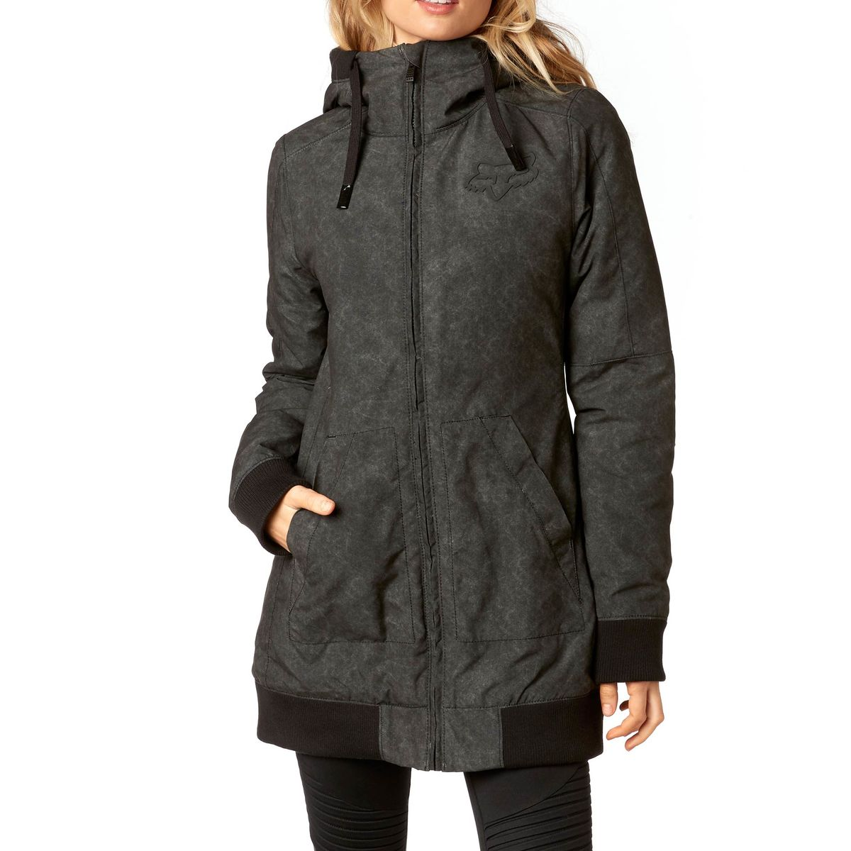 METRICK SHERPA LINED JACKET women's coat
