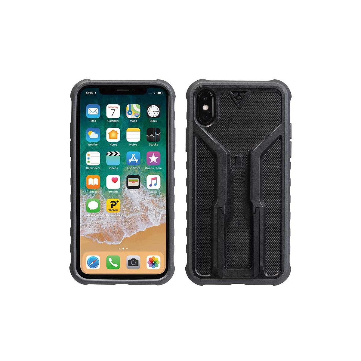 Topeak RideCase Smartphone Case for iPhone X/XS | phone_mounts_component