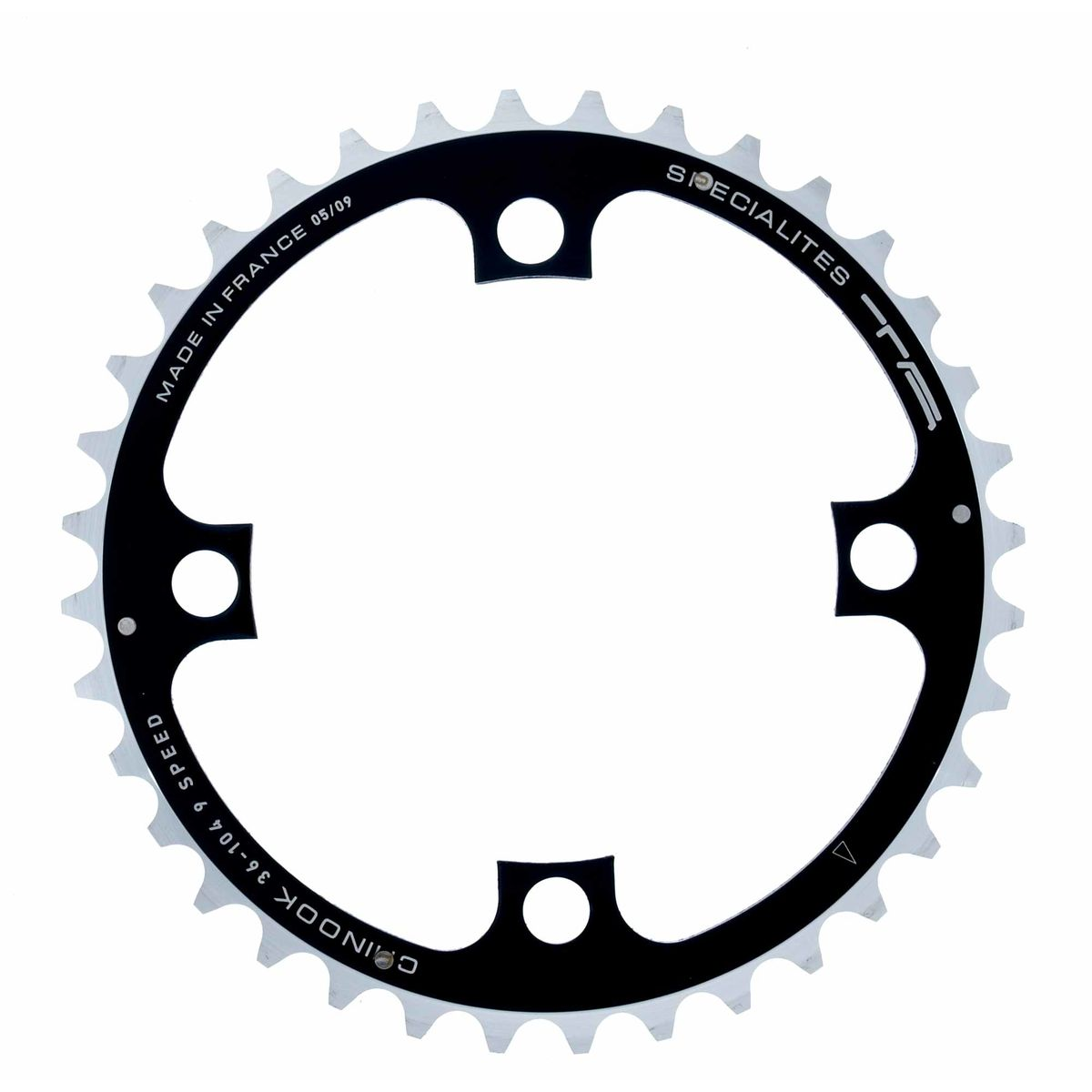 Chinook 9-speed chainring 36 teeth