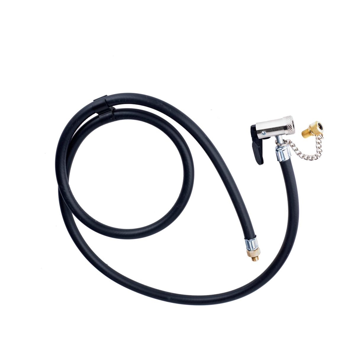 SKS pump head with thumb lock connector and hose for Rennkompressor/Airmenius pump