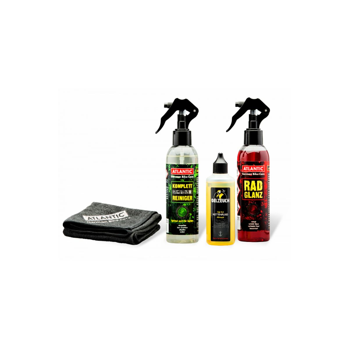 Atlantic Bike Box Bicycle Care Kit | Bike bags